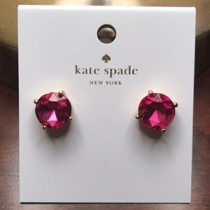 Kate Spade Earrings - Brand new with dust bag!